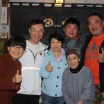 釣り客 中国から宇和海へ